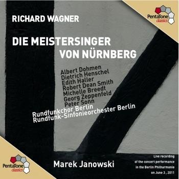 Cover Wagner: Die Meistersinger von Nürnberg