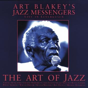 Cover The Art of Jazz - Live in Leverkusen (Remaster)