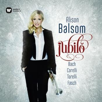 Cover Jubilo - Fasch, Corelli, Torelli & Bach
