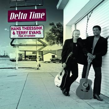 Cover Delta Time feat. Ry Cooder (Remastered)