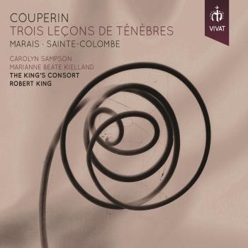 Cover Couperin: 3 Leçons de tenébres