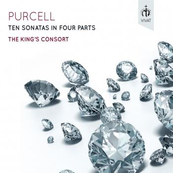 Cover Purcell: 10 Sonatas in 4 Parts