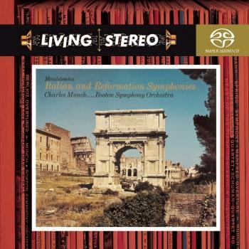 Cover Mendelssohn: Symphonies Nos. 4 & 5 / Octet: Scherzo