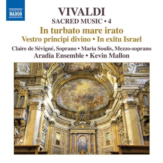 Cover Vivaldi: Sacred Music, Vol. 4