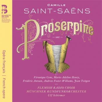 Cover Saint-Saëns: Proserpine, R. 292
