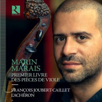 Cover Marais: Premier livre des pièces de viole