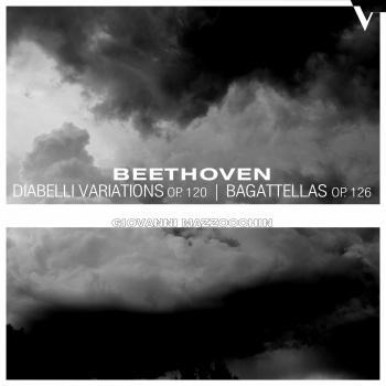 Cover Beethoven: Diabelli Variations, Op. 120 & 6 Bagatelles, Op. 126