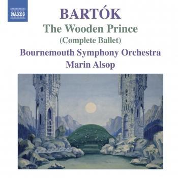 Cover Bartok: The Wooden Prince