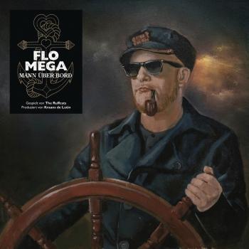 Cover Mann über Bord