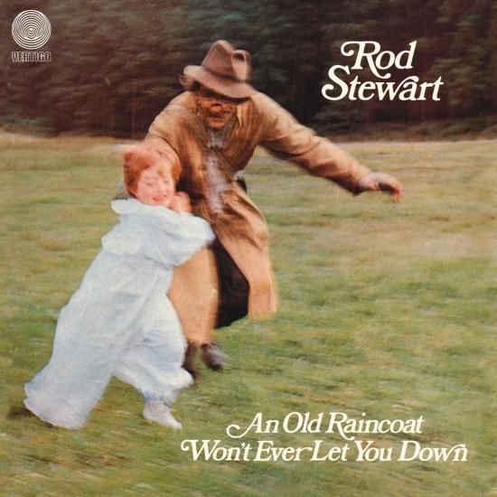 Cover An Old Raincoat Won't Ever Let You Down