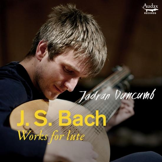 Cover Bach: Works for lute