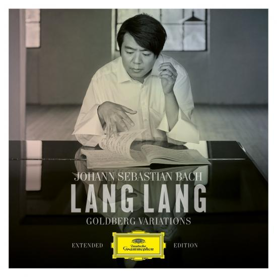 Cover Bach: Goldberg Variations (Extended Deluxe Edition)