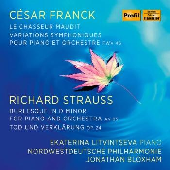 Cover Franck & R. Strauss: Orchestral Works