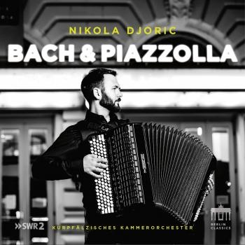 Cover Bach & Piazzolla
