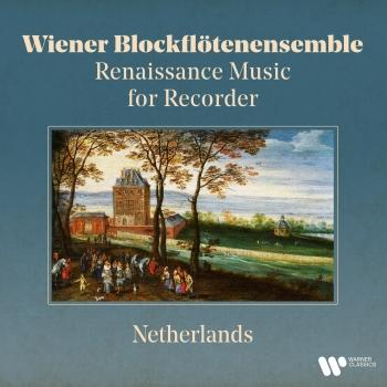 Cover Renaissance Music for Recorder: Netherlands (Remastered)