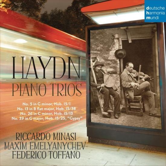 Cover Haydn: Piano Trios