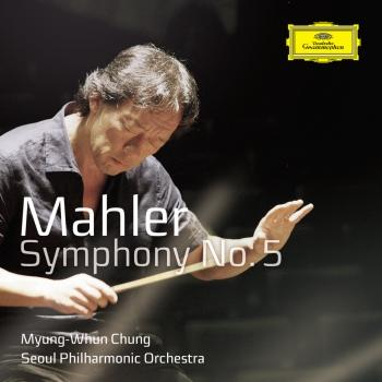 Cover Mahler Symphony No.5 in C Sharp Minor