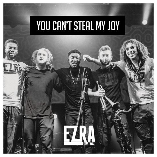 Cover You Can't Steal My Joy