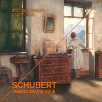 Cover Franz Schubert: Violin Sonatas (1816)