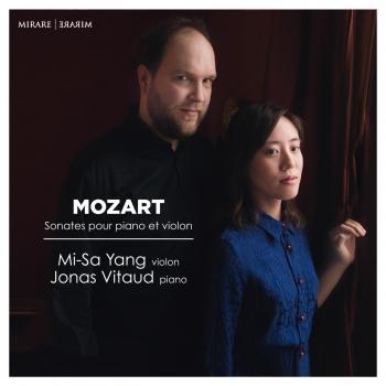Cover Mozart: Sonate pour violon et piano
