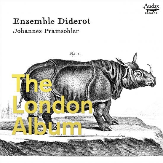 Cover The London Album