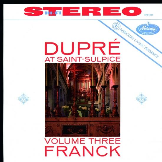 Cover Dupré At Saint-Sulpice Vol.3 (Remastered 2015)