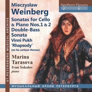 Cover Weinberg: Works for Cello & Piano