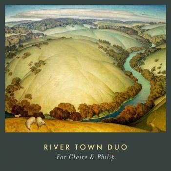 Cover For Claire & Philip