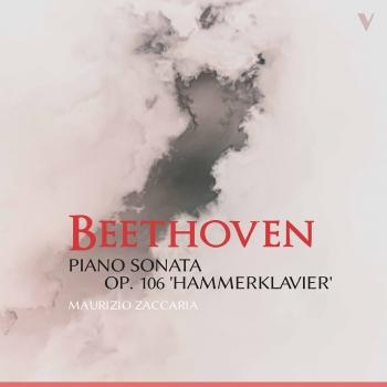 Cover Beethoven: Piano Sonata No. 29 in B-Flat Major, Op. 106 'Hammerklavier'