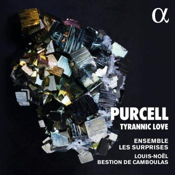 Cover Purcell: Tyrannic Love
