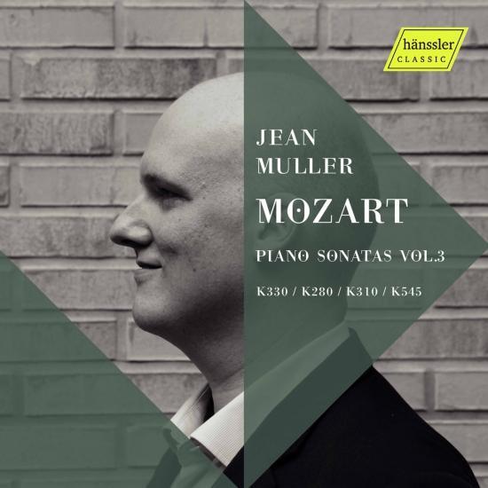 Cover Mozart: Complete Piano Sonatas, Vol. 3