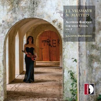 Cover Vilsmayr & Matteis: Violin Works