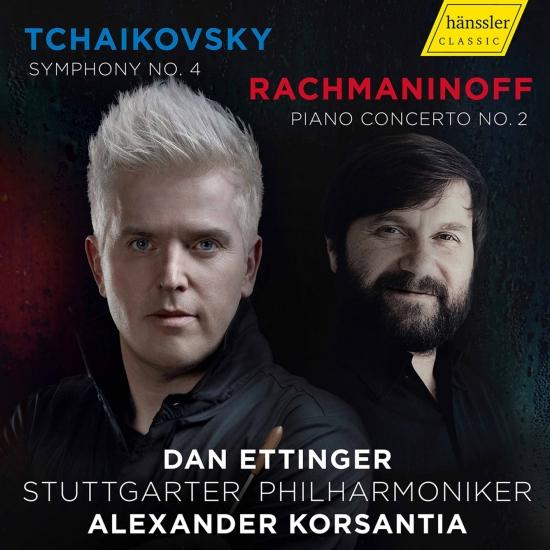 Cover Tchaikovsky & Rachmaninoff: Orchestral Works