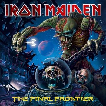 Cover The Final Frontier (2015 Remaster)