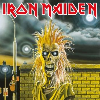 Cover Iron Maiden (2015 Remaster)