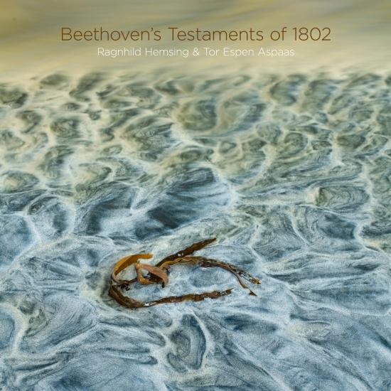 Cover Beethoven's Testaments of 1802