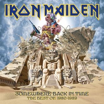 Cover Somewhere Back in Time (The Best of 1980 - 1989)