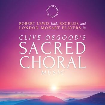 Cover Clive Osgood: Sacred Choral Music