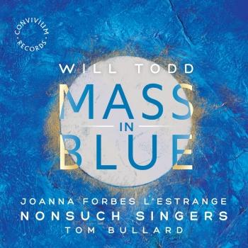 Cover Mass in Blue