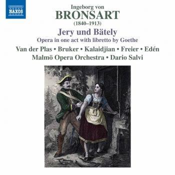 Cover Bronsart: Jery und Bätely