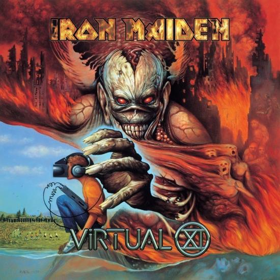 Cover Virtual XI (2015 Remaster)